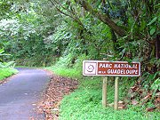 parks and natural reserves in guadeloupe