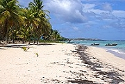 beausejour beach la desirade guadeloupe